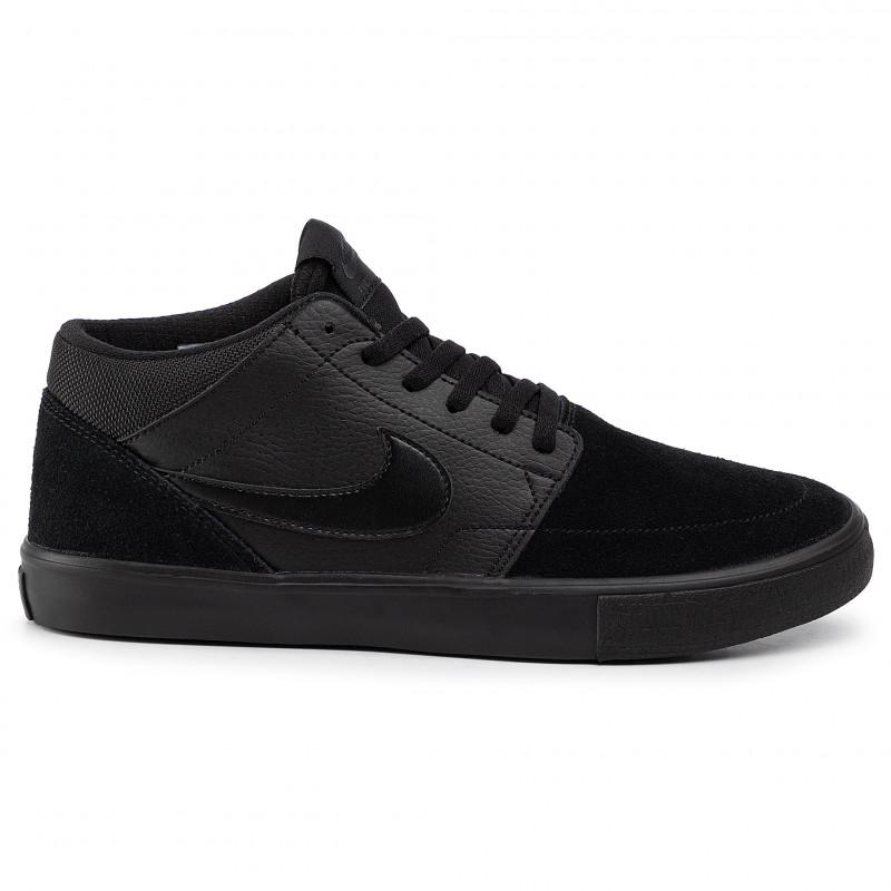 Кеды Nike SB Portmore II Solar MID купить в Boardshop №1