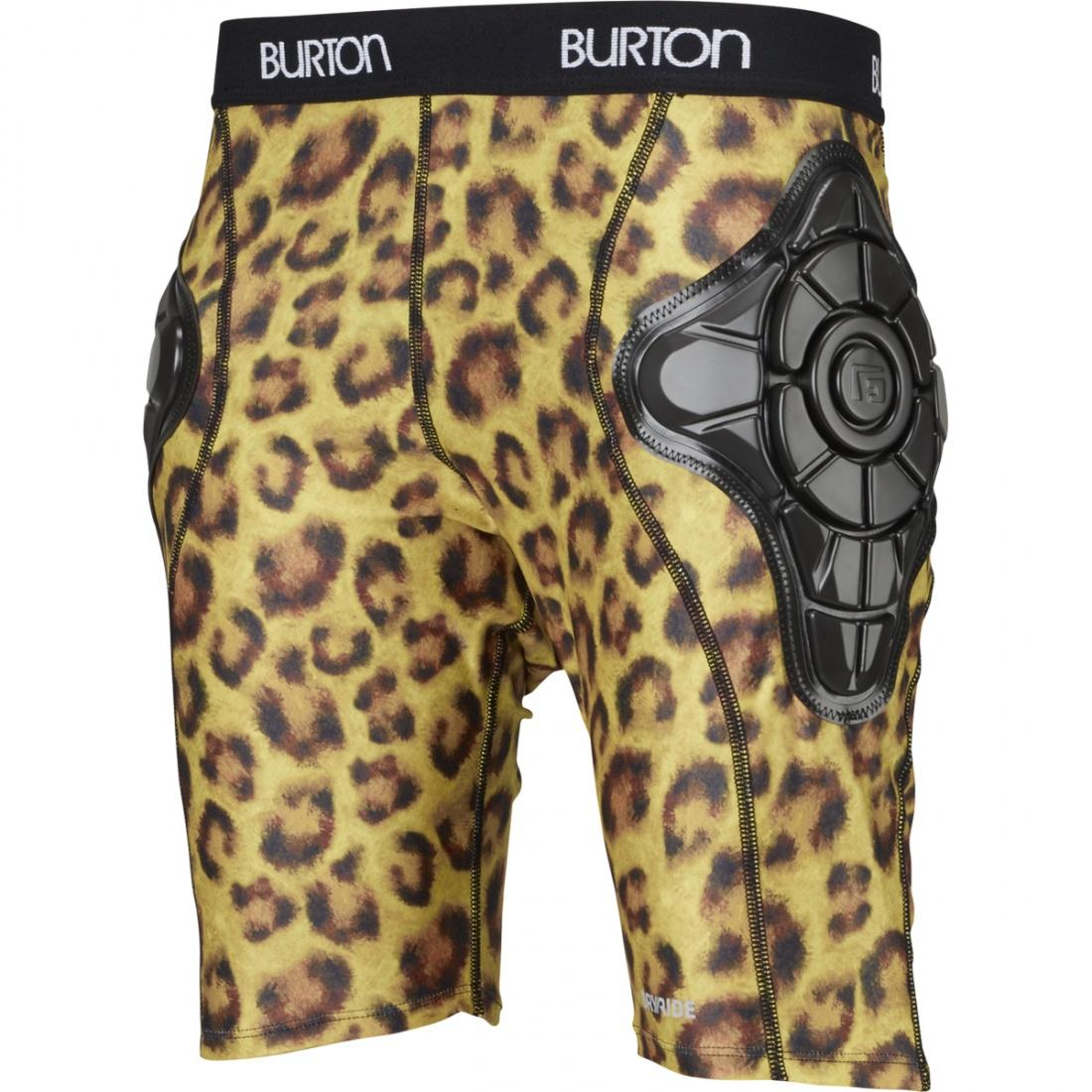 Защитные шорты Burton TOTAL IMP купить в Boardshop №1