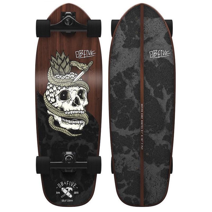 Круизер OBfive Snake Charmer RKP-1 Surf Skates купить в Boardshop №1
