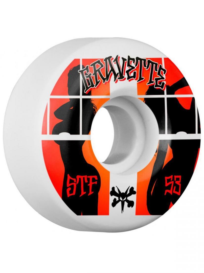 Колеса для скейтборда Bones Gravette Peeps купить в Boardshop №1