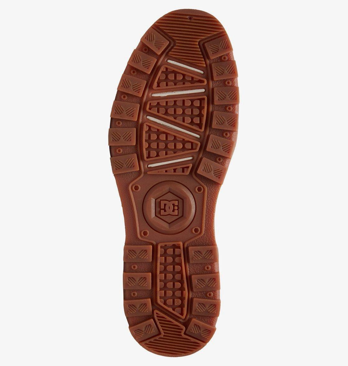 Зимние ботинки DC shoes Woodland купить в Boardshop №1