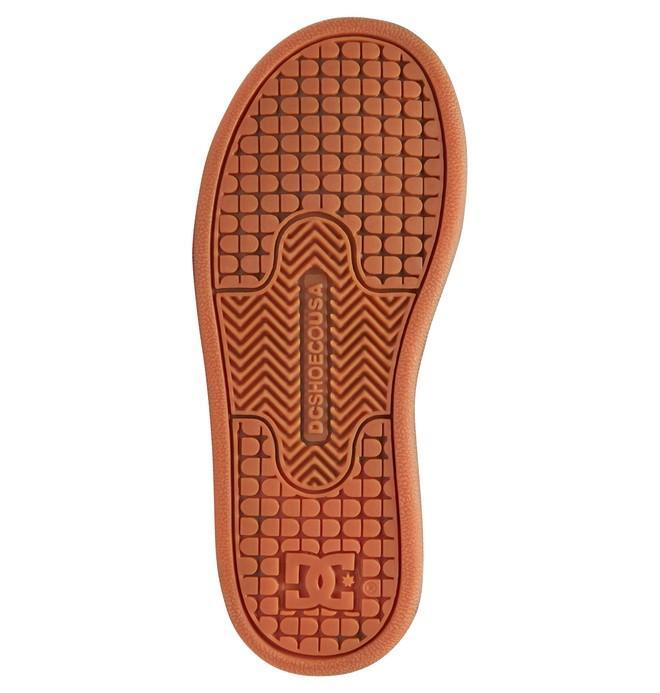 Детские зимние кеды DC shoes Pure High WNT купить в Boardshop №1