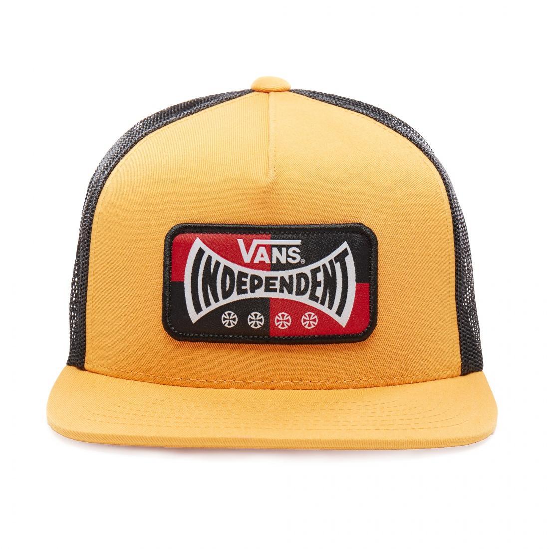 Бейсболка Vans x Independent купить в Boardshop №1