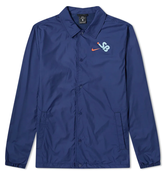 Куртка Nike SB SSNL Coaches Jacket купить в Boardshop №1