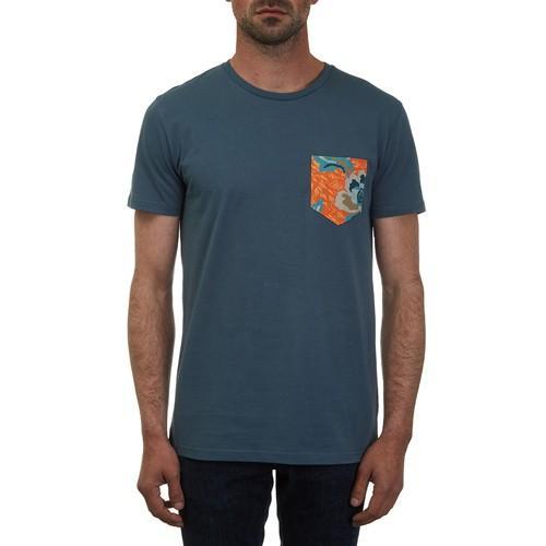 Футболка Volcom Arco Pocket купить в Boardshop №1