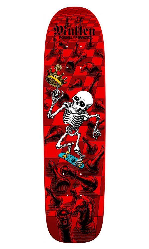 Дека для скейтборда Powell Peralta BONES BRIGADE Rodney Mullen купить в Boardshop №1