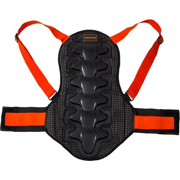 Защита спины Los Raketos RAGE купить в Boardshop №1