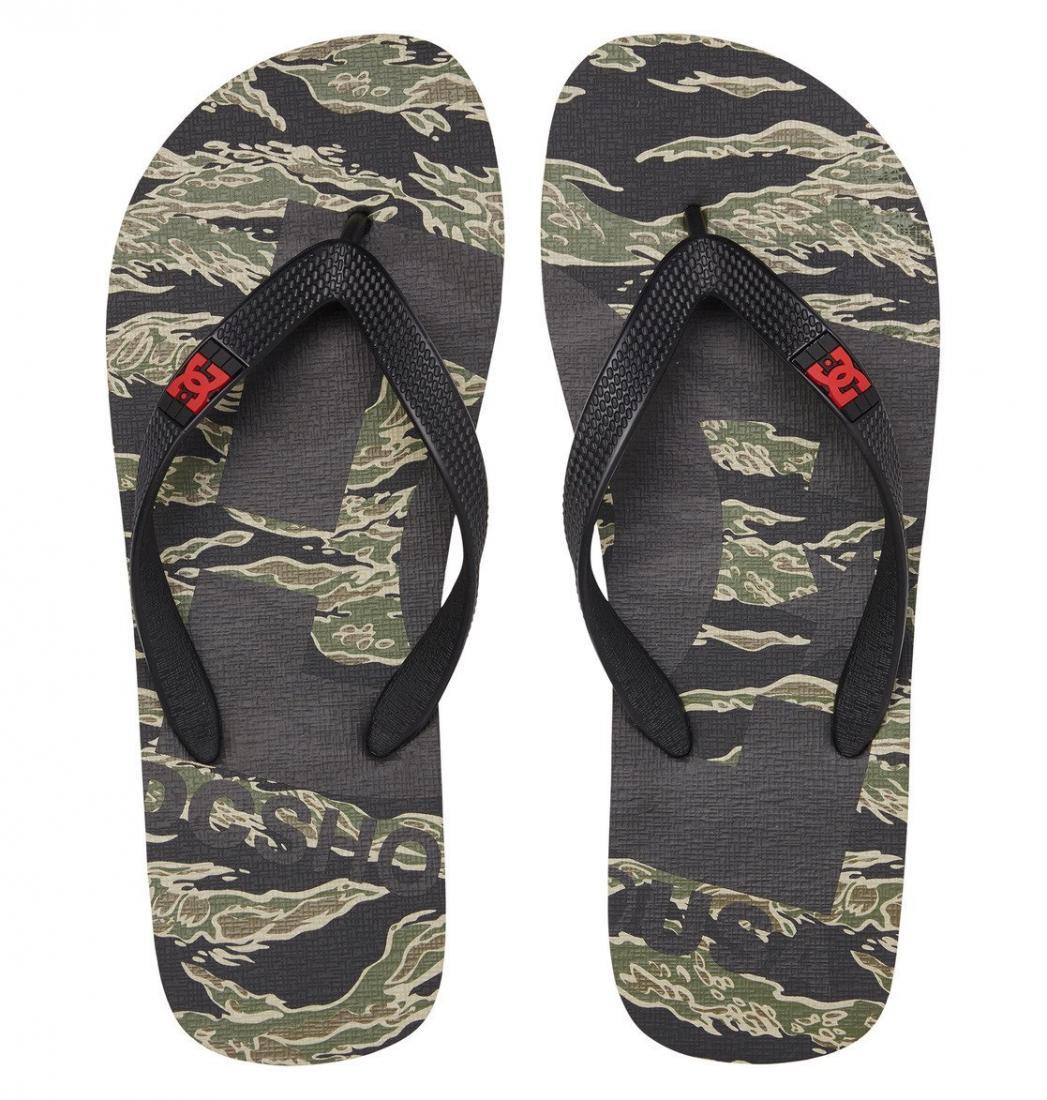 Шлепанцы DC shoes Spray Graffik купить в Boardshop №1