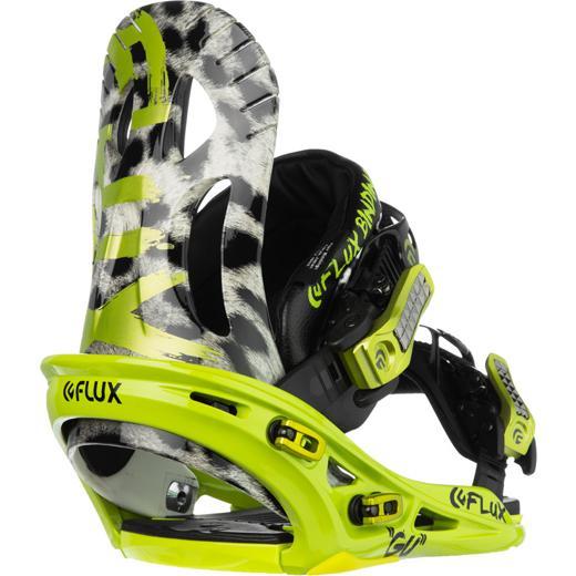 Крепления для сноуборда Flux Bindings GU  купить в Boardshop №1