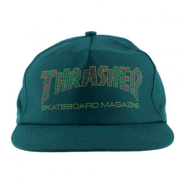 Бейсболка Thrasher Davis Snapback купить в Boardshop №1