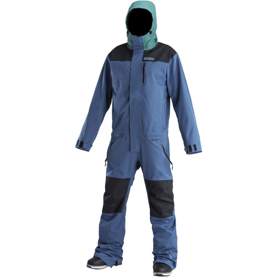 Сноубордический комбинезон Airblaster Freedom Suit купить в Boardshop №1