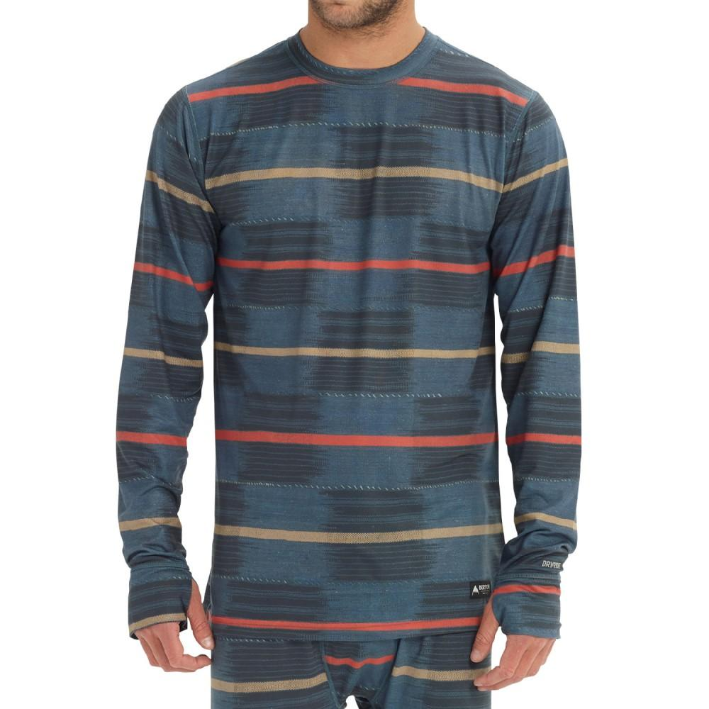 Термобелье Burton Midweight Base Layer Crew купить в Boardshop №1