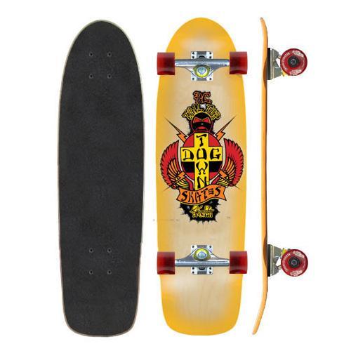 Круизер Dogtown&Suicidal OG Rider PC Tail Tap Skateboard Complete купить в Boardshop №1