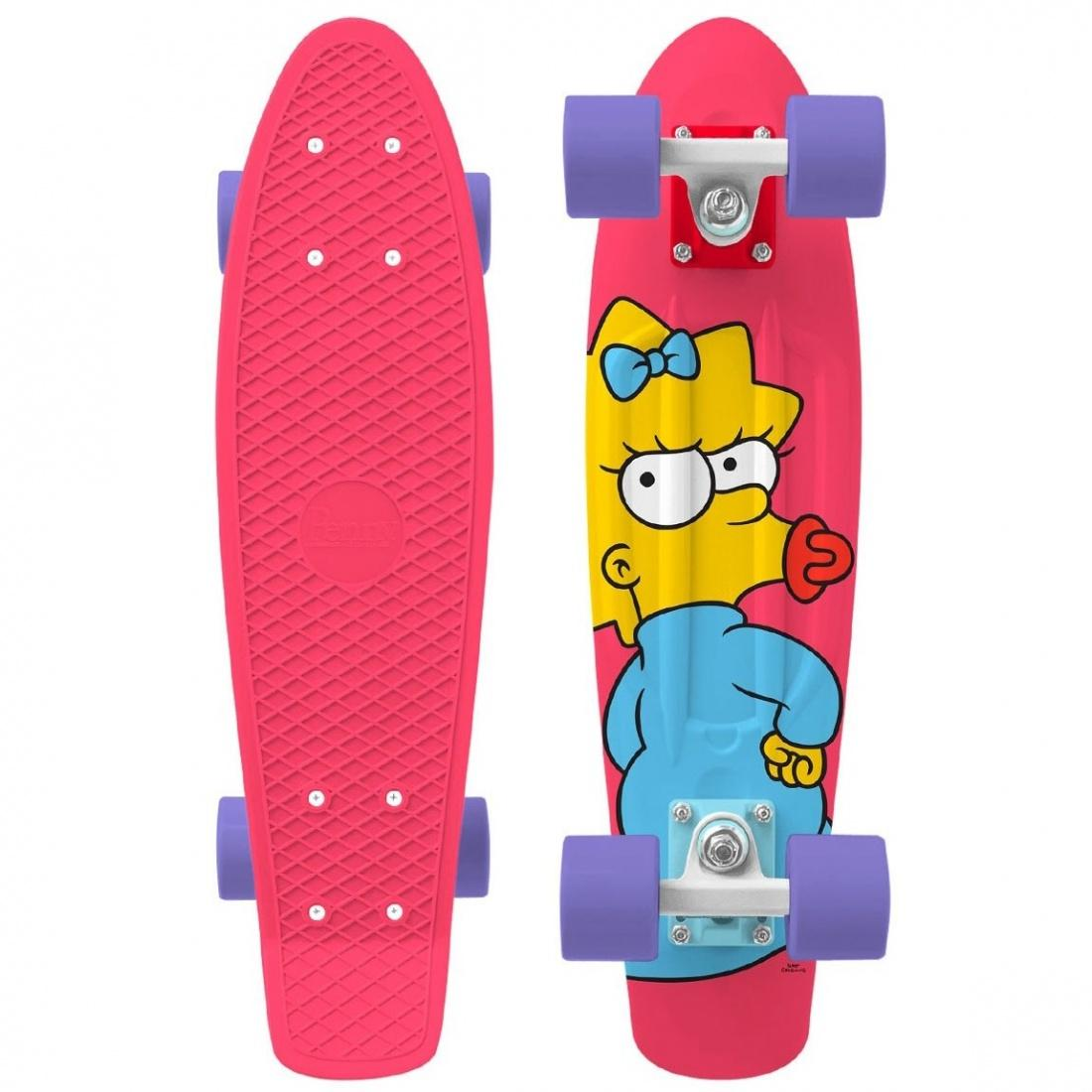 Круизер Penny Simpsons 22 LTD купить в Boardshop №1