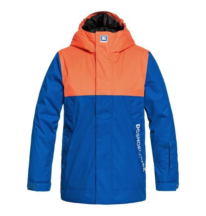 Детская куртка для сноуборда DC shoes Defy купить в Boardshop №1