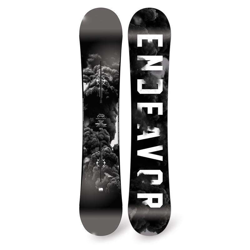 Сноуборд Endeavor Guerilla купить в Boardshop №1