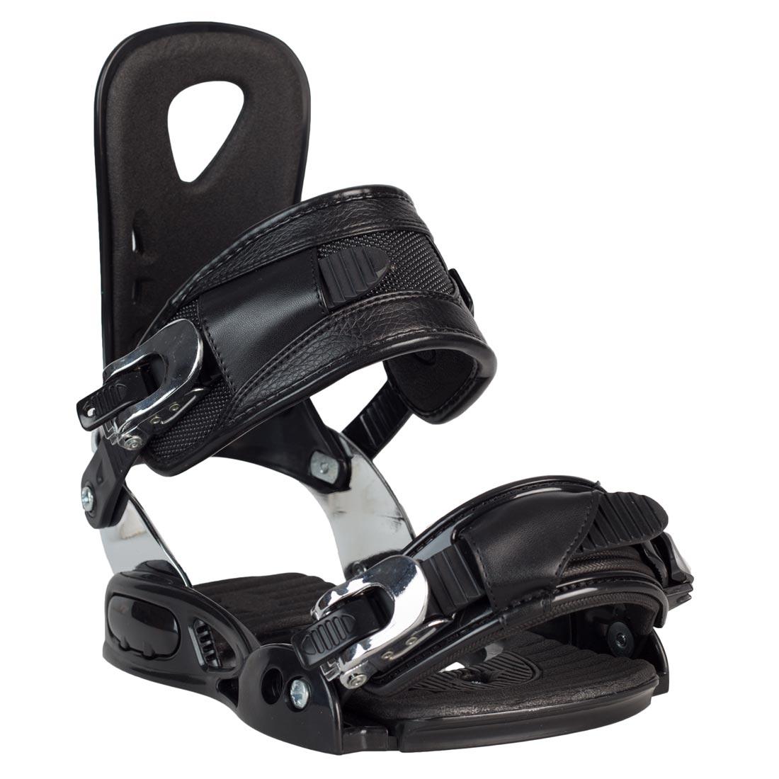 Крепления для сноуборда SMM SMS09B-PAD купить в Boardshop №1