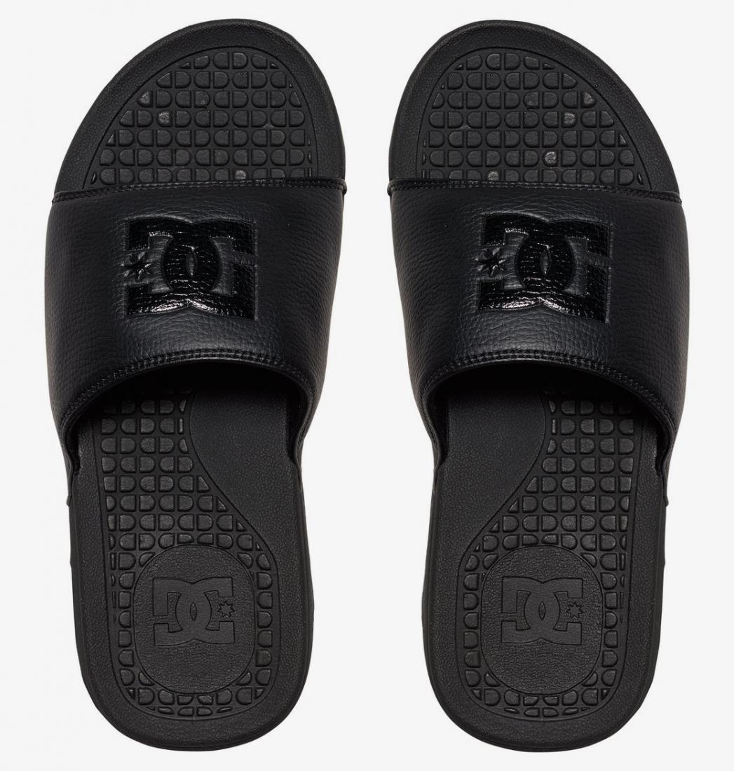 Шлепанцы DC shoes Bolsa купить в Boardshop №1