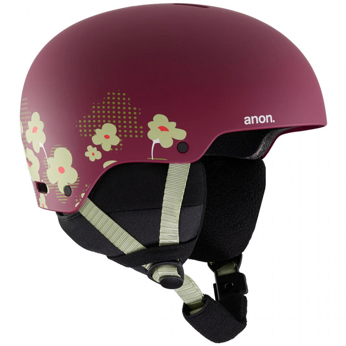 Шлем для сноуборда детский Anon Rime 3 Helmet купить в Boardshop №1