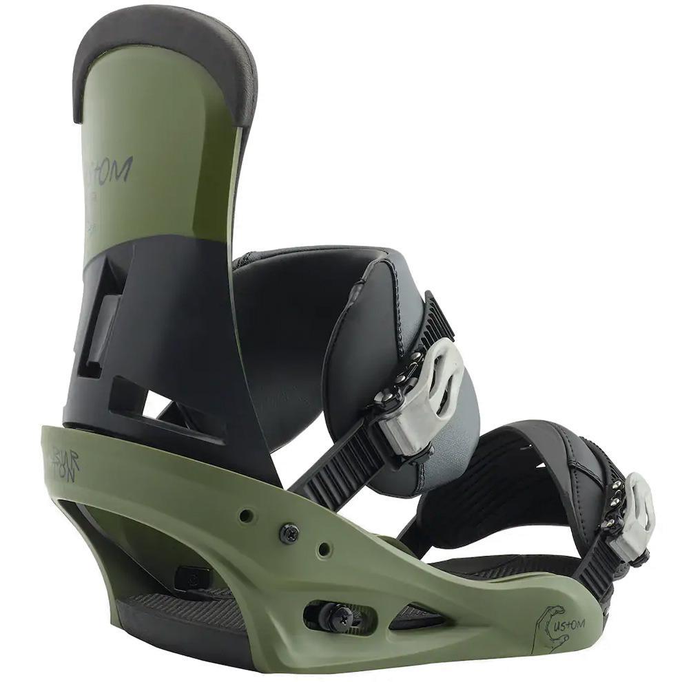 Крепления для сноуборда Burton Custom купить в Boardshop №1