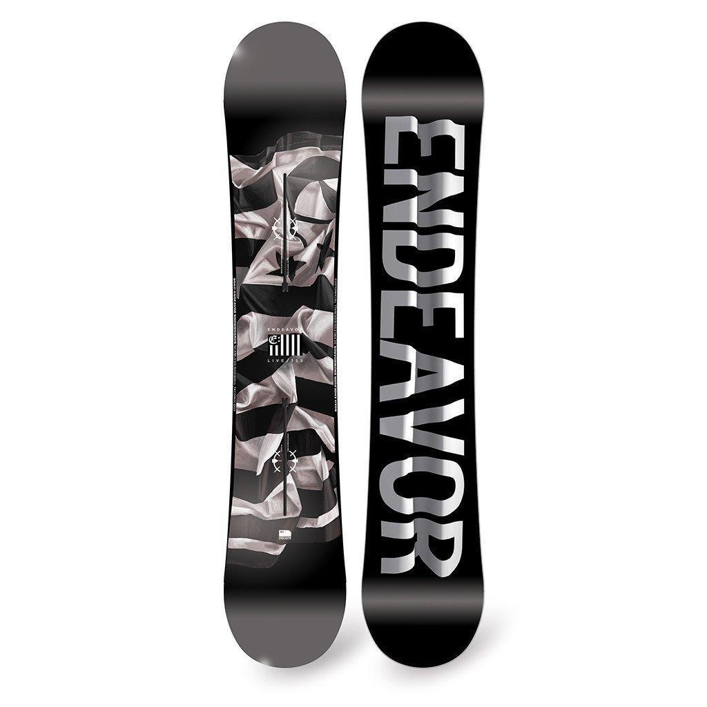 Сноуборд Endeavor Live купить в Boardshop №1