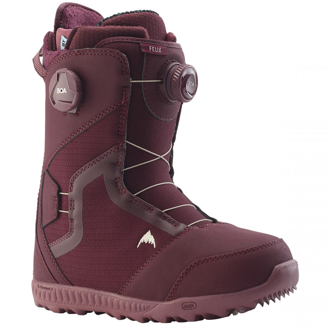 Ботинки для сноуборда Burton Felix BOA купить в Boardshop №1