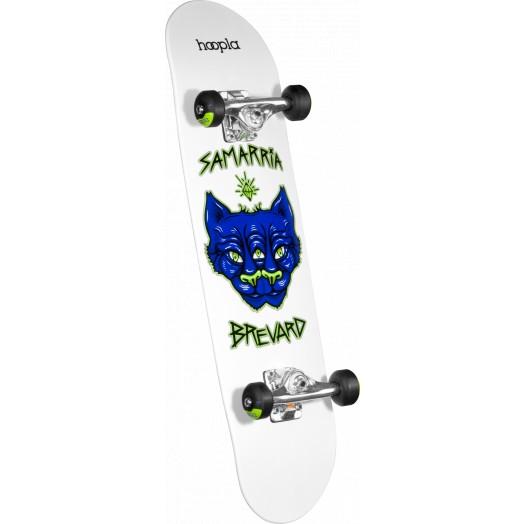 Скейтборд в сборе Powell Peralta Hoopla Samarria Brevard Panther купить в Boardshop №1