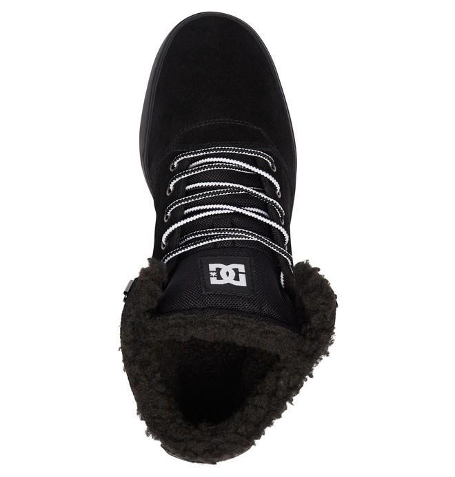 Зимние кеды DC shoes Crisis WNT купить в Boardshop №1