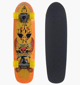 Круизер Dogtown&Suicidal Pool Series Mini Dominate купить в Boardshop №1