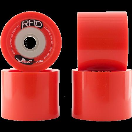 Колеса для скейтборда RAD Wheels купить в Boardshop №1