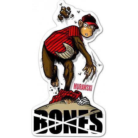 Наклейка Bones MURAWSKI SPITBALL купить в Boardshop №1