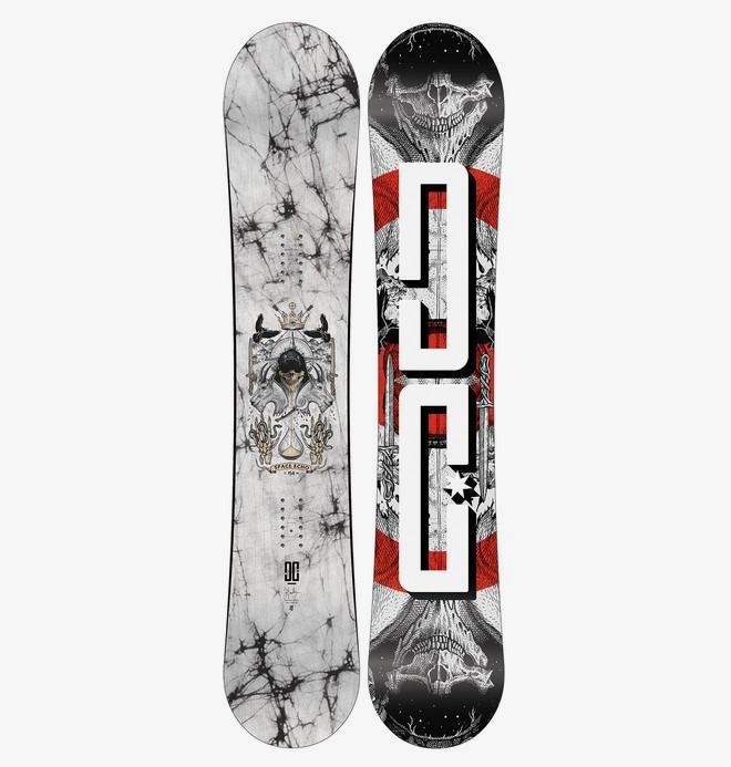 Сноуборд DC shoes Space Echo купить в Boardshop №1