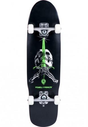 Скейтборд в сборе Powell Peralta Mini Skull & Sword 05 купить в Boardshop №1