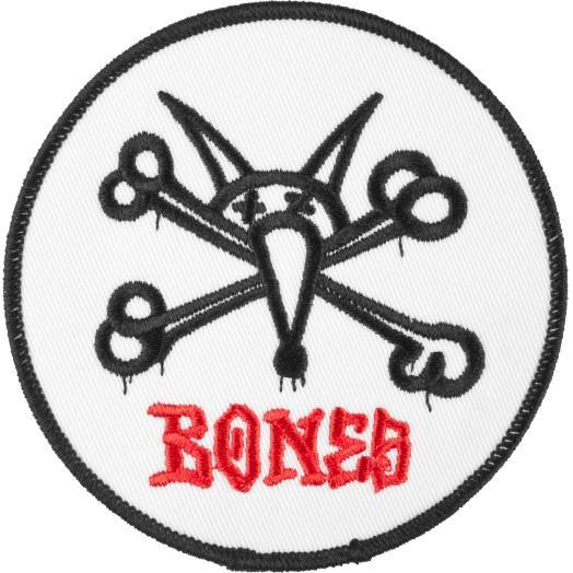Нашивка Bones Vato Rat купить в Boardshop №1