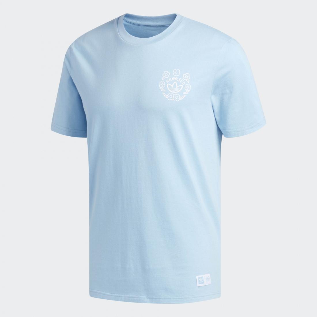 Футболка Adidas Krooked купить в Boardshop №1
