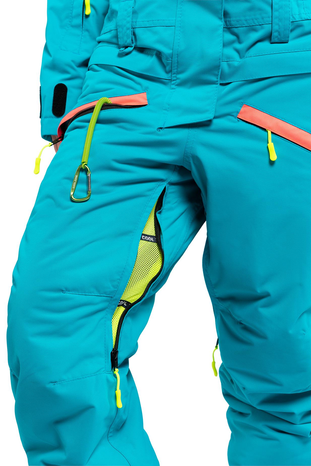 Сноубордический комбинезон Cool Zone Twin One Color купить в Boardshop №1
